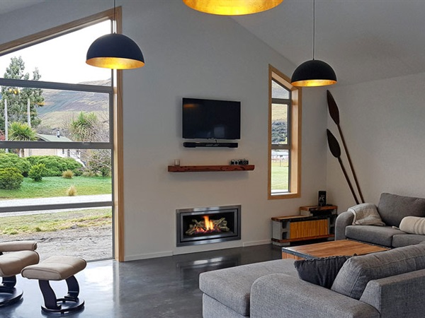 GF900L is perfect for beautiful Glenorchy home.
