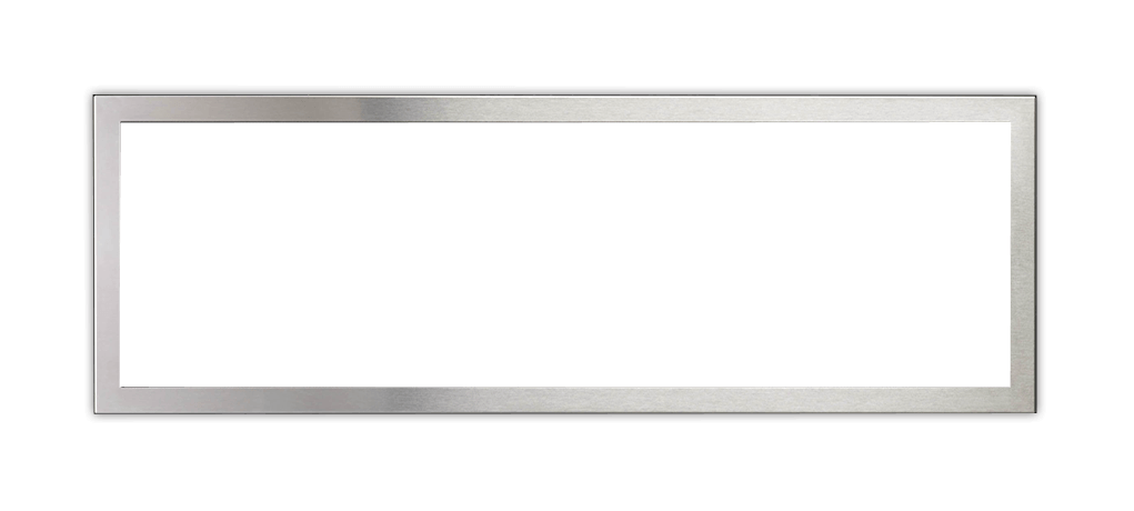 Stainless Steel Inner Trim For Regency Gas Fires Sold In NZ
