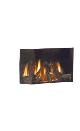 Ceramic Logs For Regency Gas Fireplace Sold In NZ