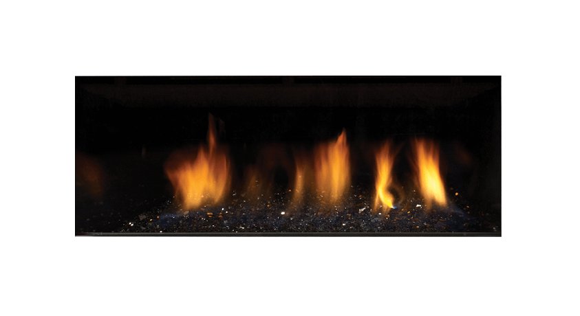 Black Crystals For Regency Gas Fire