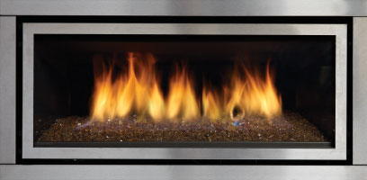 Greenfire GF900C NZ Indoor Gas Fireplace