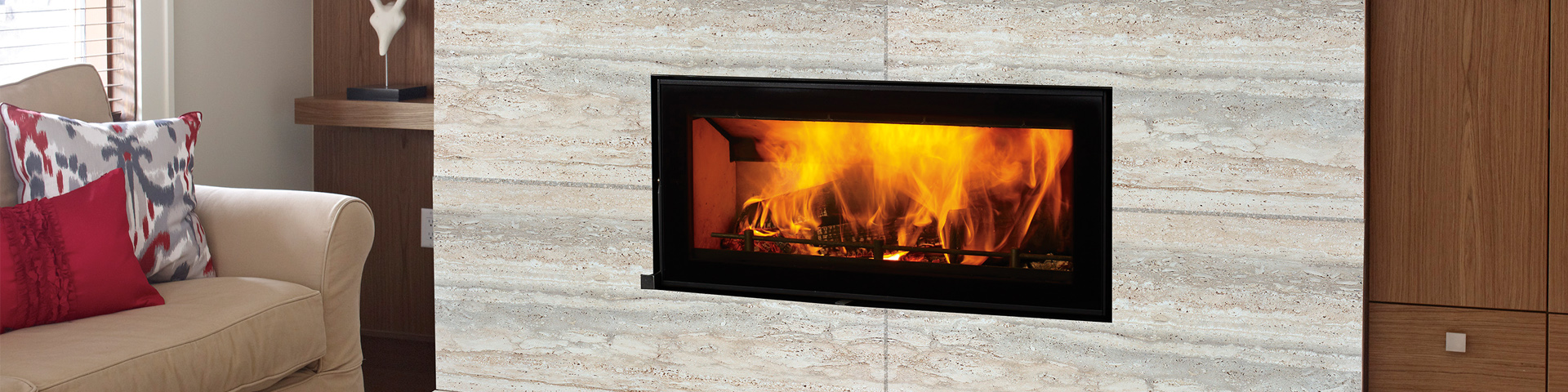 Clean Air Large Wood Fireplace Montrose From Nz