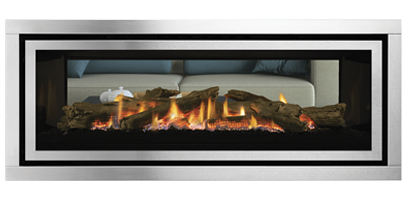 Greenfire GF1500LST NZ Indoor Gas Fireplace