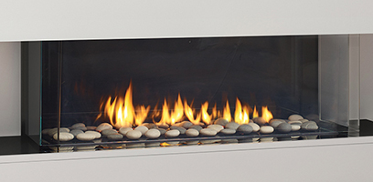 Regency NZ City Series San Francisco Bay 40 inch Gas Fireplace