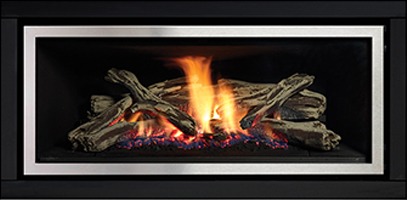 Greenfire GF950L NZ Indoor Gas Fireplace